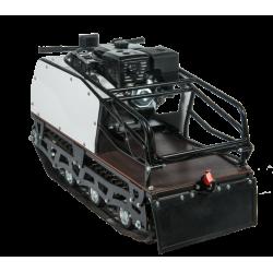 Мотобуксировщик BR445PE Long (17лс, электростартер, фара, гусеница 500мм, длина 1650 мм, без аккумулятора и без проводов) / 17.01.014.000